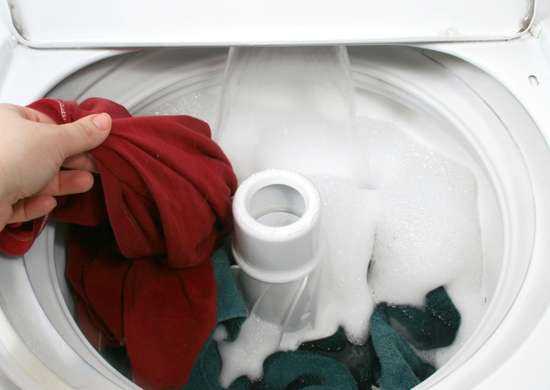 Washing Clothes from Bed Bugs