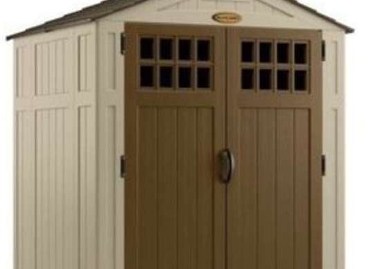 Sierra Resin Storage Shed