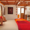 Houseboat Bedroom