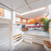 Houseboat Built-ins