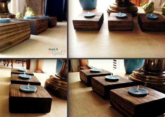 Diy candle holders 2x4 projects 8 cool diys bob vila for Cool things to build with 2x4s