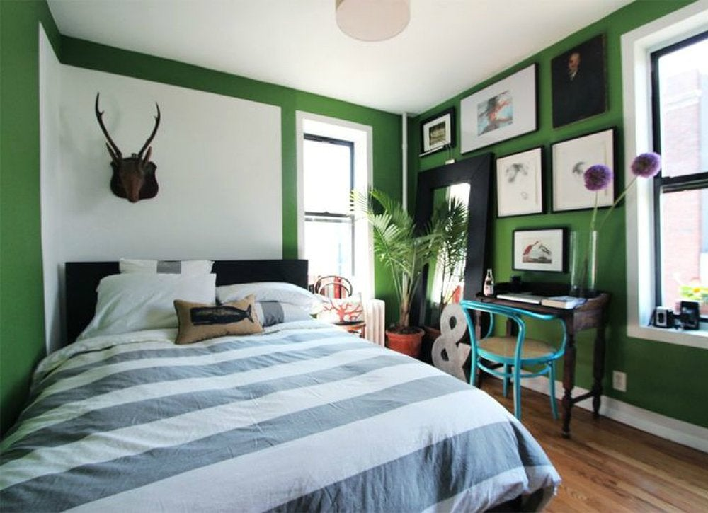 Green Bedroom Color Psychology 7 Paint Picks That Affect Your Mood Bob