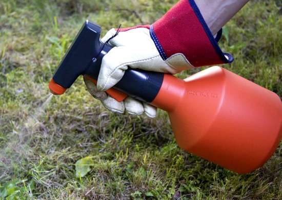 Vinegar to Kill Weeds