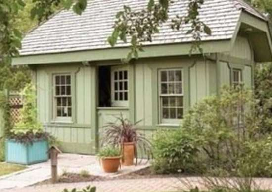 Shed ideas designs for every budget bob vila the garden shed workwithnaturefo