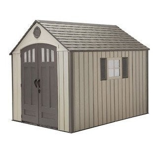 Cotsco lifetime outdoor storage shed