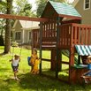 Play Fort and Swingset
