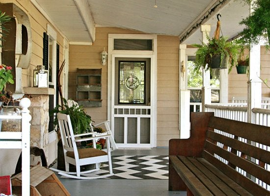 DIY Ideas to Steal from 5 Easy Porch Makeovers