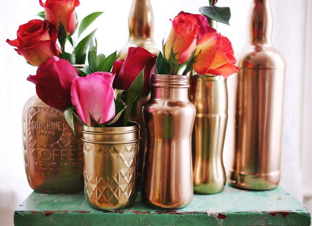 Makeovers in minutes   spray paint