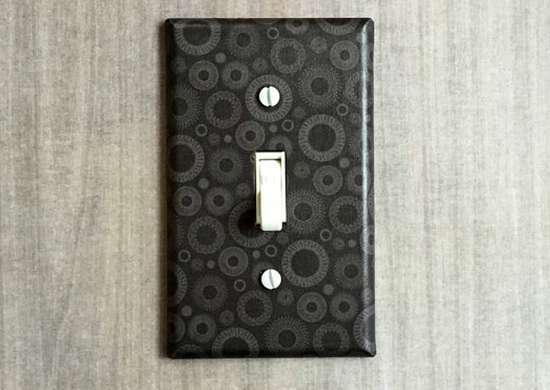 DIY Switchplate