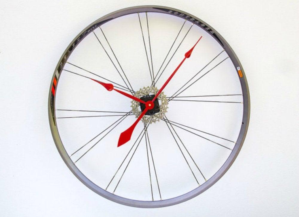 Sporting equipment   bike clock