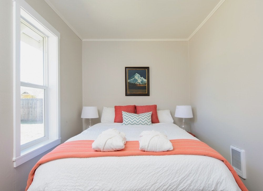 White bedroom paint colors for small spaces 7 to try bob vila - Painting small spaces image ...