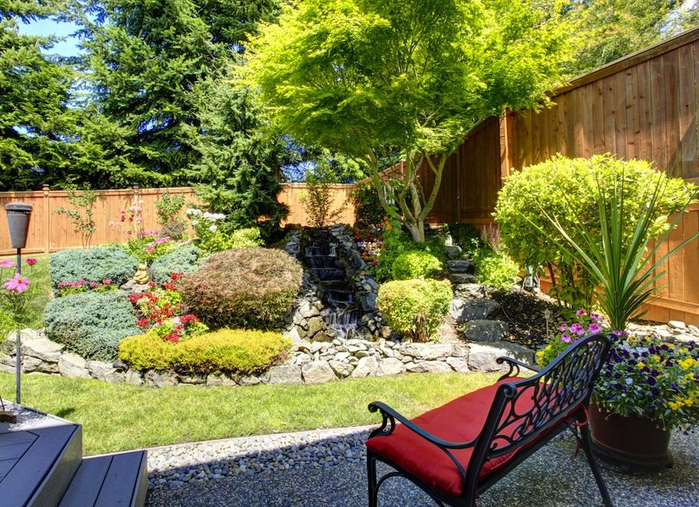 Small yard landscaping small backyard landscaping ideas 8 diys to try bob vila - Landscape design for small backyards ...