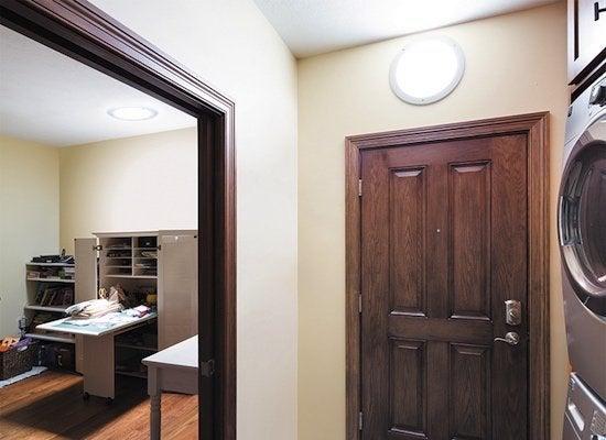 Solatube smart led hallway