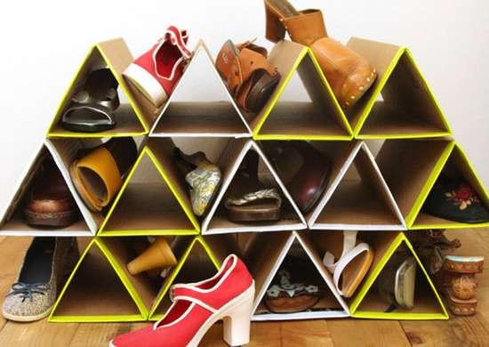 Amazon.com: collapsible shoe rack | 390x550