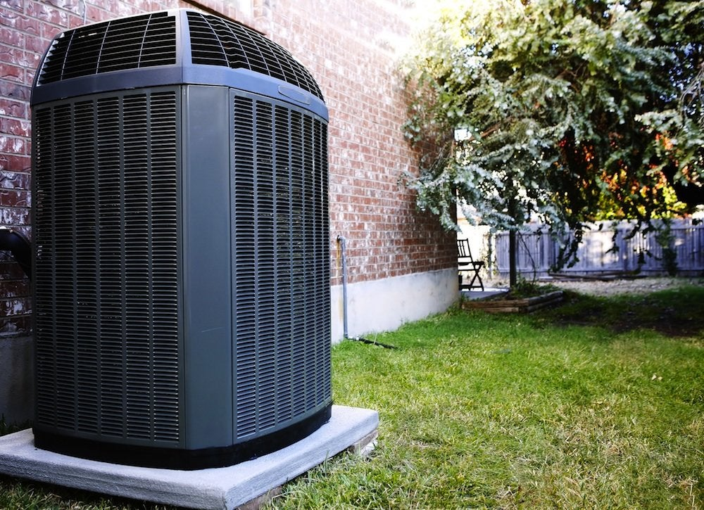 Check your air conditioner