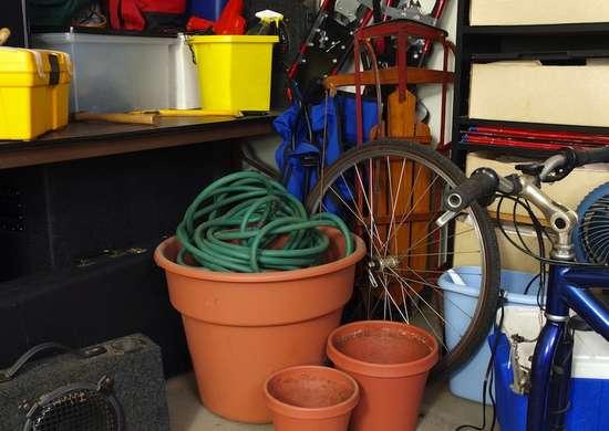Organize the Garage