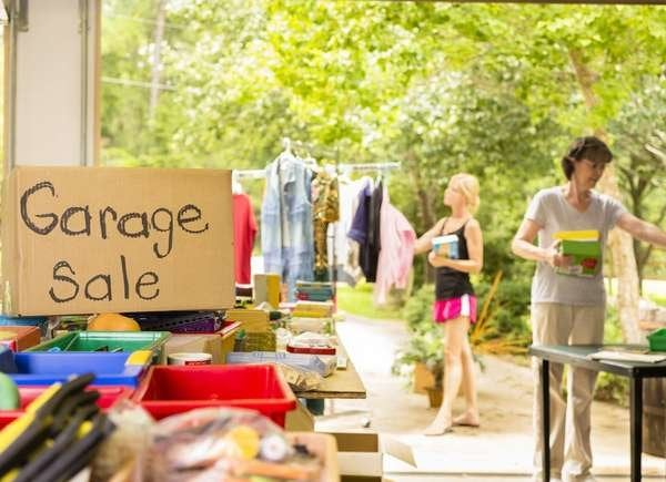 Have a Yard Sale