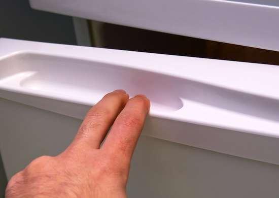 Testing refrigerator gasket