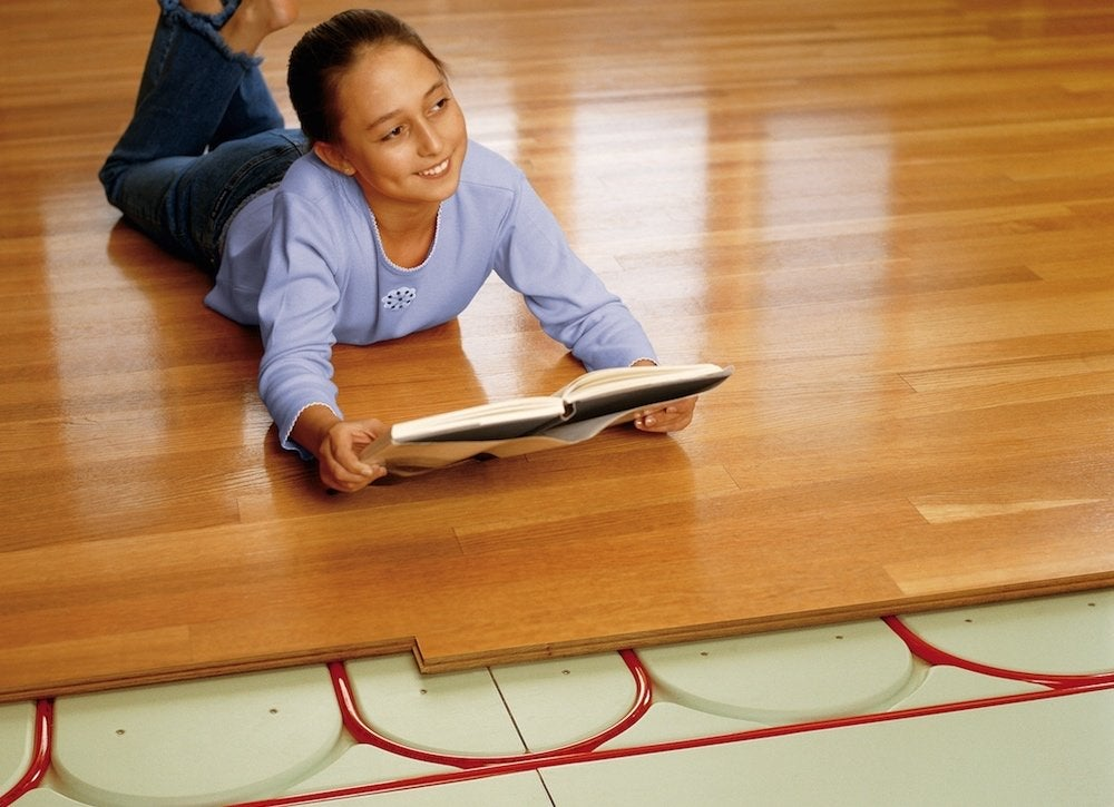 7 features that define the new american home bob vila for Warmboard problems