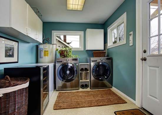 Dedicated Laundry Rooms