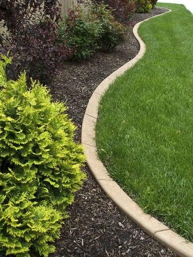 Install Landscape Edging
