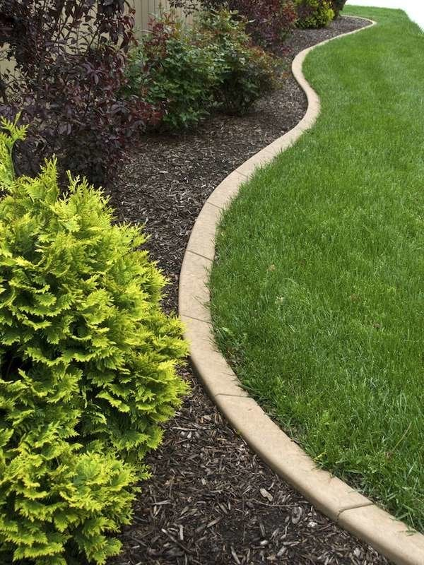 Install Landscape Edging