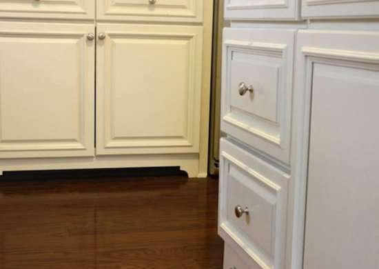 kitchen cabinet feet custom cabinetry diy kitchen cabinets simple ways to 2501