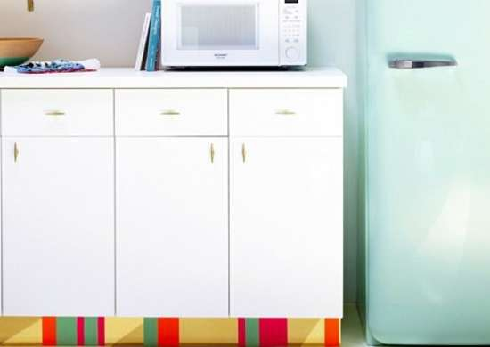 Diy kitchen cabinet idea