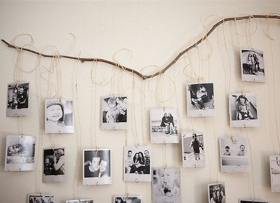 Diy_photo_display