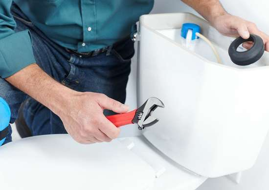 how to fix running toilet 10 fast fixes for annoying house noises bob vila. Black Bedroom Furniture Sets. Home Design Ideas