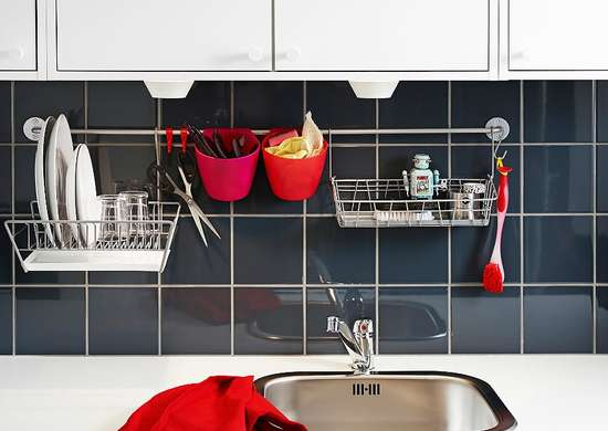 Kitchen Sink Organizer - Organizing Ideas - 8 Options for Stuff ...