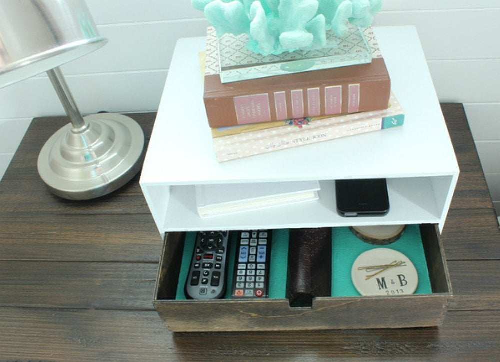 Diy Charging Station Organizing Ideas 8 Options For
