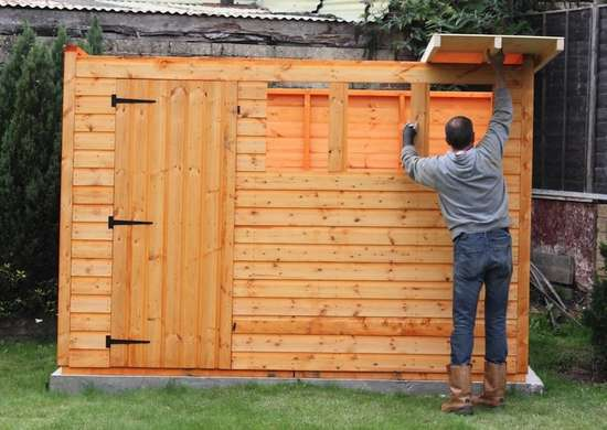 Build a Shed Foundation