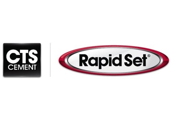 Cts cement rapid set