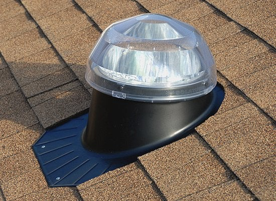 Tubular-skylight-roof-dome