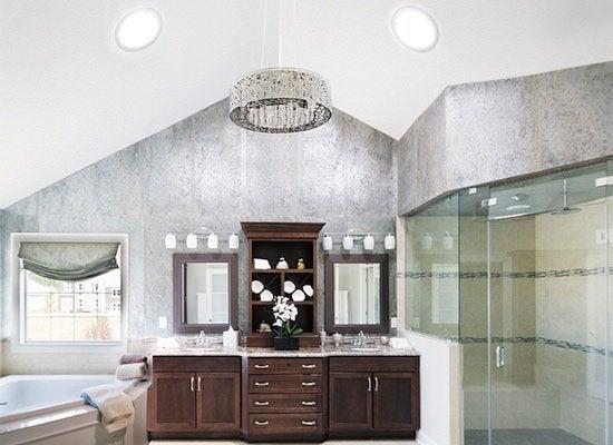Tubular skylight energy efficiency
