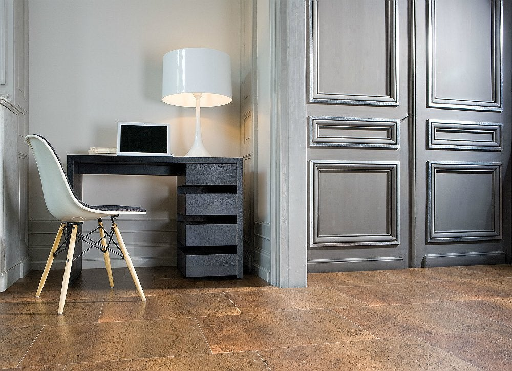 Flooring cork