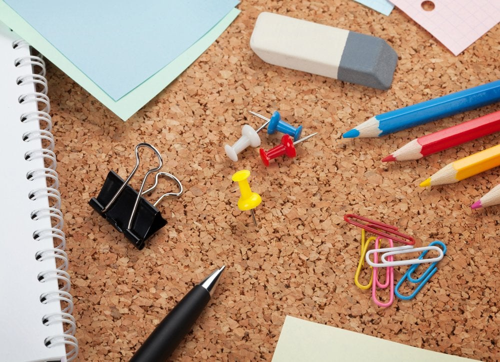 Creative ways to use office supplies