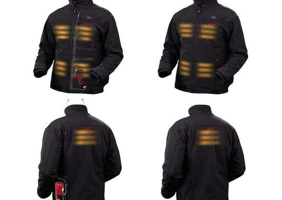 Milkwaukee heated jacket