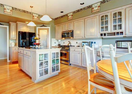 cheap flooring options for kitchen cheap flooring options 7 alternatives to hardwood bob vila 8146