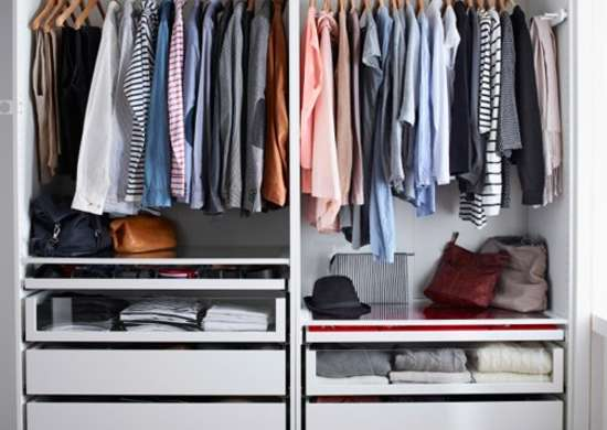 Organize_with_color_-_closet