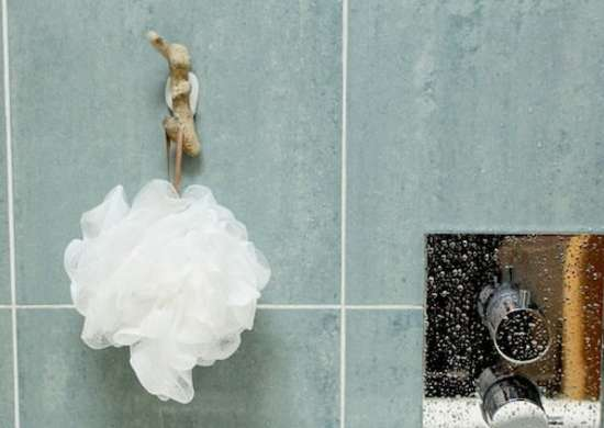 Diy bathroom hook