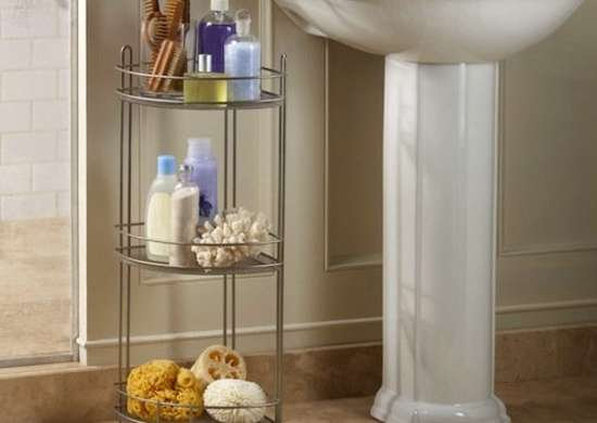 Bathroom Organizer Bathroom Organizers Small Space Options