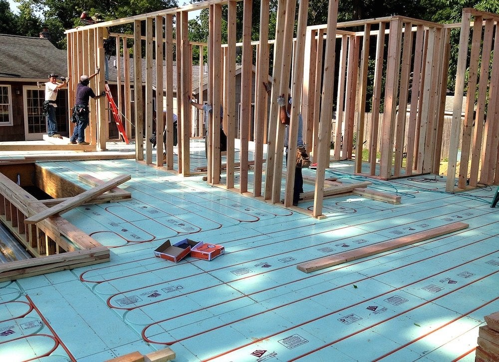 New-home-radiant-heating-installation