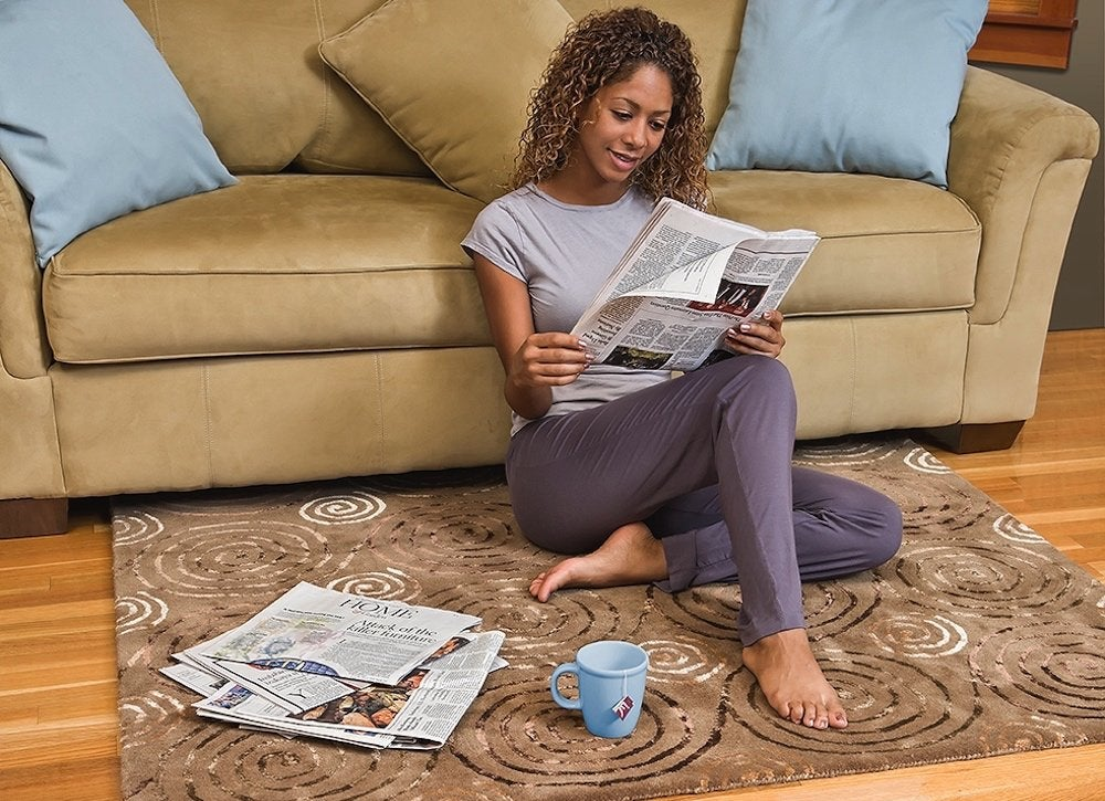 Radiant heat floor comfort