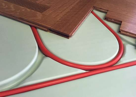 Radiant-heat-panel-hardwood