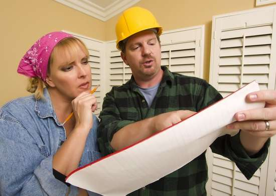 Contractor change orders
