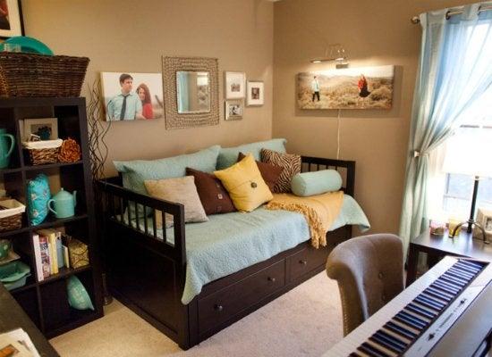Small home office ideas multipurpose room 9 ways to Multipurpose room design ideas