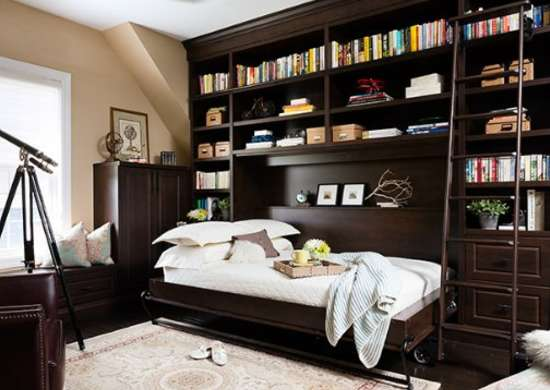 Guest Room Ideas - Multipurpose Room - 9 Ways to Fit More ...