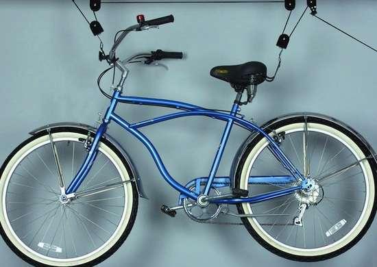 Pulley_system_bike_storage
